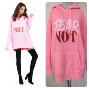 NWT! WILDFOX Fear Not Relax Hoodie